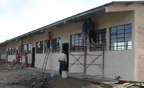 Escuela Caserio Rosario, Lemoa